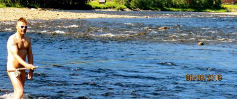 Snekkeren Rune vil f� hele Norge til � nakenfiske