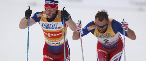 Skikonger i kamp: Ulvang vil fortsatt stoppe Martin og Petters staking