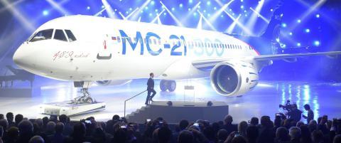 Her er flyet Russland hyller som bedre enn Boeing eller Airbus