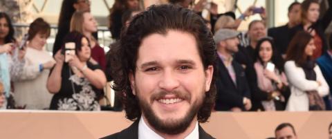 �Game of Thrones�-fans fortvilte da Kit Harington tok skjegget. N� avsl�rer han hvorfor