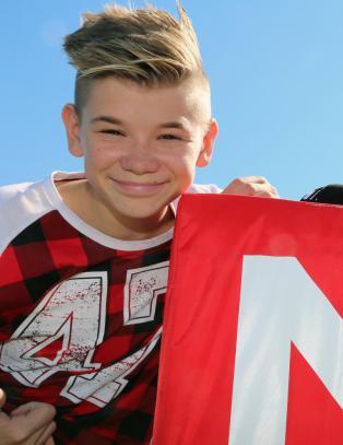 Marcus & Martinus f�r sin egen nett-tv-serie p� TV Norge