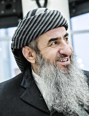 Krekar i Kongsvinger fengsel: - De feige m� holde seg unna organisasjonen