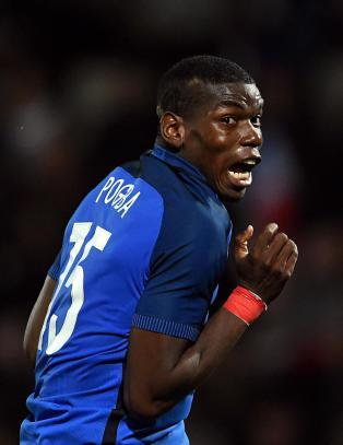 Uniteds dr�m om Pogba-retur kan bli knust av Real