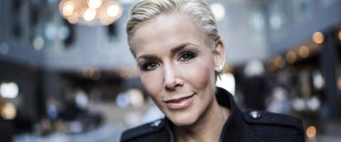 Gunhild Stordalen blir programleder på svensk radio