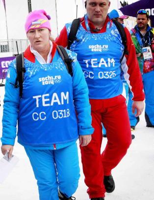 Trondheim tapte og vant. Jelena og Russland bare taper.