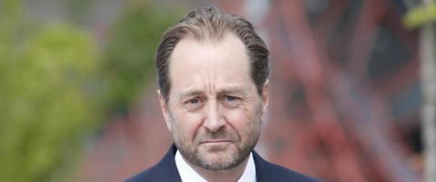 Kjell Inge R�kke mistet faren