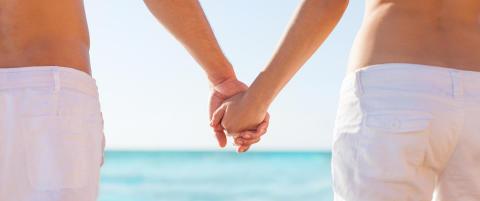 - De fleste gutter og menn er langt mer positive til kj�restens kropp enn hun er selv er
