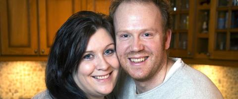 May-Britt (34) hadde kreft halve livet - uten � vite om det
