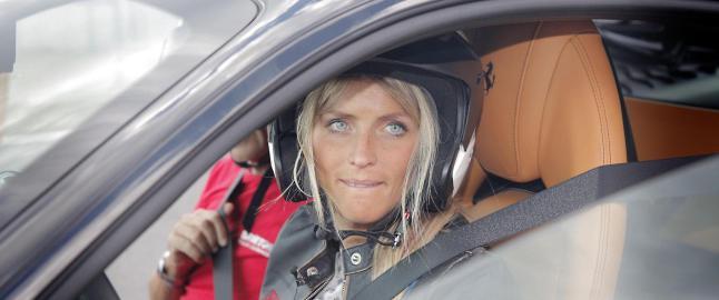 Turbo-Therese har aldri v�rt bedre i sprint enn i �r. N� skal farten opp enn� mer