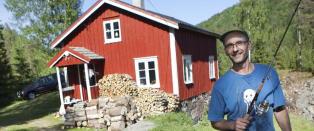 DJ Friendly ble separert fra kona og vraket av NRK etter 22 �r - flyttet til skogs