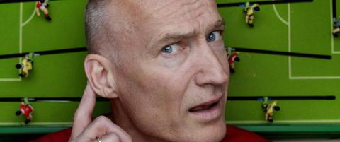 At Gazza dreit i keeperhanska? Helt innafor, mener Erik Thorstvedt.