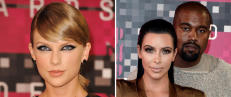 Taylor Swift lei av �bitch�-br�k: - Skj�nner ikke hvorfor Kim og Kanye ikke vil la meg v�re i fred