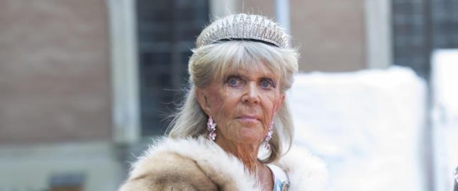 Svenskekongens søster droppet prinsedåpen. Var på Mallorca