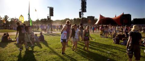 Roskilde-festivalen arrangerer flørtekurs mot seksuell trakassering