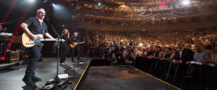 - � leie Royal Albert Hall koster et sjusifret bel�p