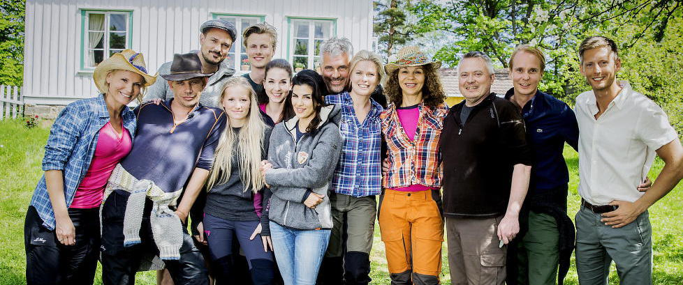 farmen 2016 tv2 Lillehammer