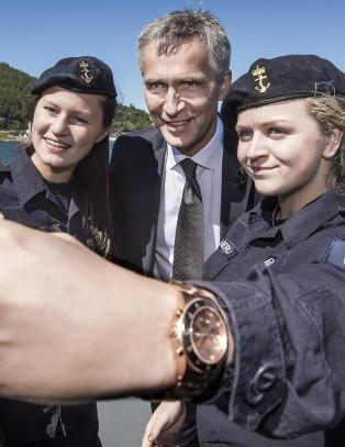NATO-Jens fornøyd med Ernas forsvarsplan: - Helt nødvendig med omstilling av forsvaret