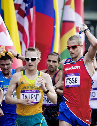 Krisem�te n�: Fors�ker � fjerne Tysse fra OL-troppen