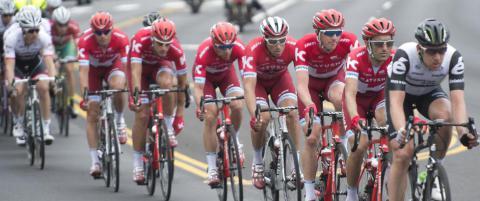 Disse skal hjelpe Kristoff i Tour de France
