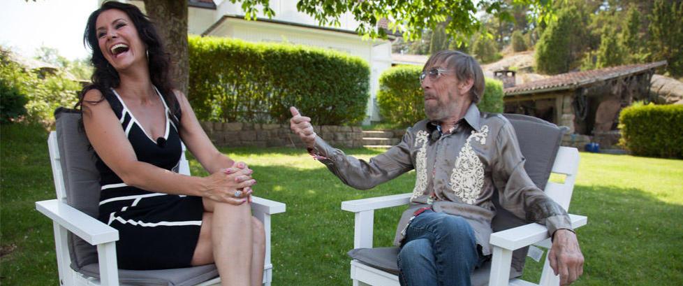 Jahn Teigen (66) om livet i Sverige: - Trives i mitt eget selskap