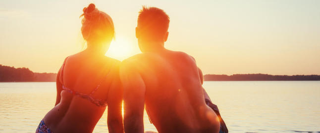 Beskytt deg i ferien: - Du kan like gjerne f� klamydia og hiv n�r du er 60 �r som n�r du er 18