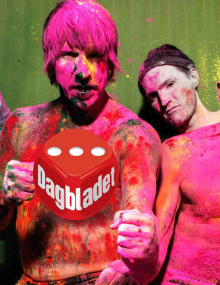 Musikkanmeldelse: Red Hot Chili Peppers - �The Getaway�