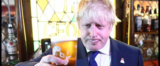 Utfallet av Brexit-valget kan gj�re Boris Johnson til Storbritannias mektigste politiker. Eller bety slutten for hans politiske karriere