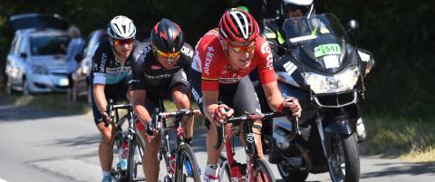 P�dro seg 15 brudd for en m�ned siden — klar for Tour de France