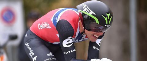 Boasson Hagen tok sitt tiende NM-gull