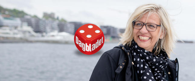 Anmeldelse: Lene Lauritsen Kj�lner setter p� deg rosa h�ndjern og lenker deg til solveggen