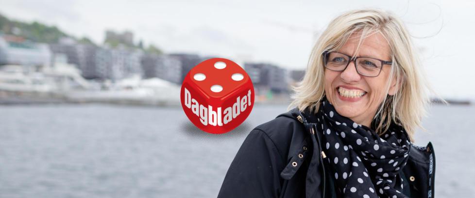 Anmeldelse: Lene Lauritsen Kjølner setter på deg rosa håndjern og lenker deg til solveggen