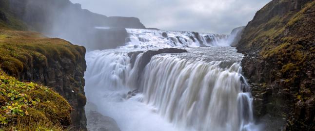 Fotball-EM har v�rt et eventyr for Island. Det er ogs� �Den gylne sirkel� p� saga�ya