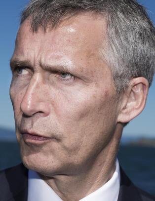 Stoltenberg om Brexit: -   NATO viktigere enn noen gang