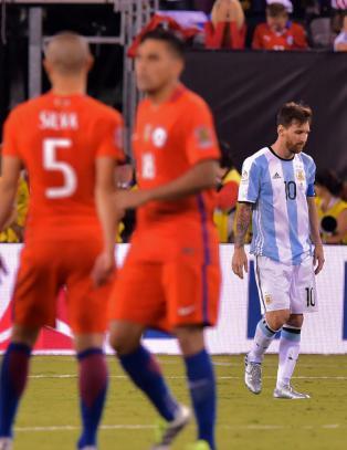 Alt gikk galt for Messi: Straffebom, filming og nytt tap.