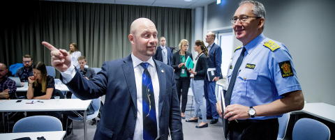 Anundsen fem år etter terroren: - Vi kommer aldri helt i mål