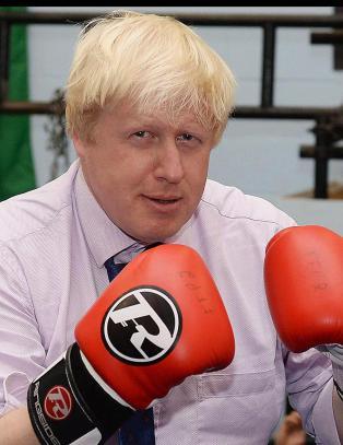 Ingen tar ansvar for britenes valg. Brexit - vi bare tulla?