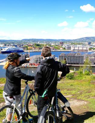 Slik kan du gj�re et feriekupp i Norge