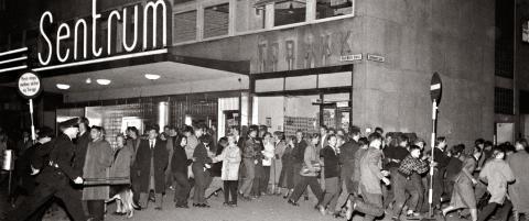 1956 - et av de mest bemerkelsesverdige åra i det 20. århundre