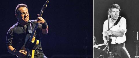 - Bruce er gutten mange drømmer om å være - det gode mennesket med gitaren