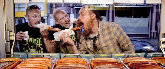 Et av Bergens mest popul�re spisesteder fyller 70 �r. Med �n rett og stamkunder fra hele verden