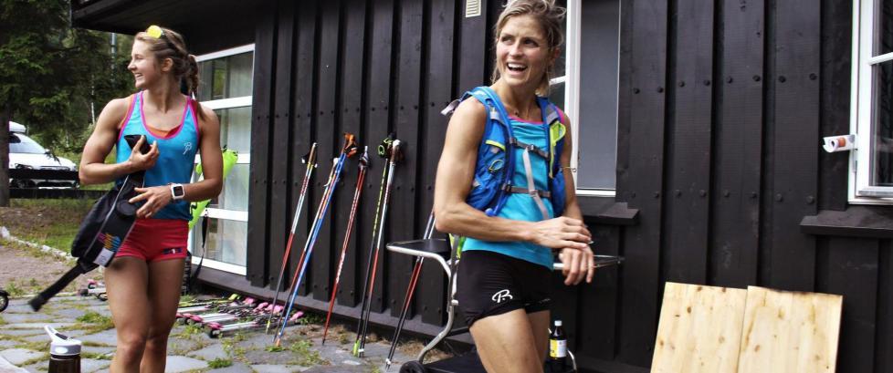 Therese Johaug om mammaboomen i langrennstoppen: - Vil vise om det lar seg gj�re
