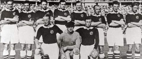- Ingen triumfer i norsk fotballhistorie topper Bronselagets bragder i 1936