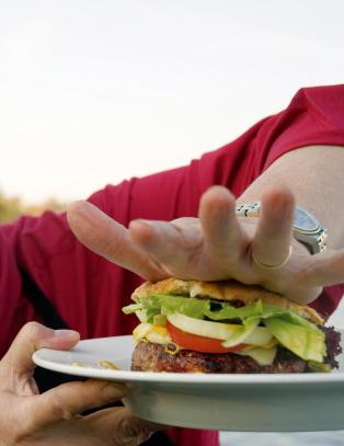Slik lager du den perfekte hamburgeren
