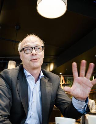 Europris bygger gigantlager i Moss