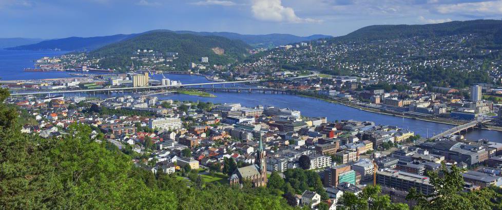 Vil bygge boliger for 800 millioner kroner i Drammen