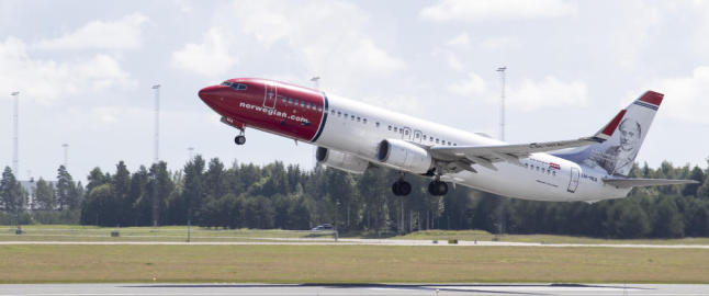 Prisene p� flyreiser svinger voldsomt