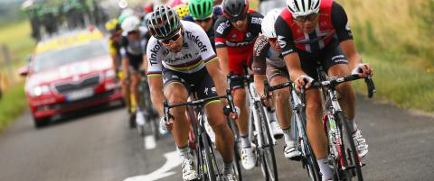 Boasson Hagen: - Sagan var for sterk