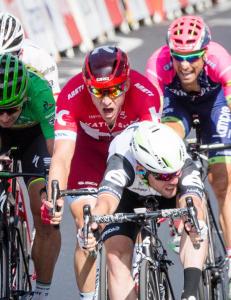 Kristoff raste etter at Sagan vant ny spurtetappe