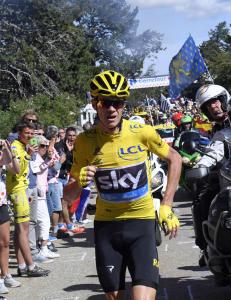 Froome beholdt ledertr�yen etter Tour de France-kaos