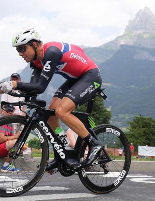Tour-forn�yd Boasson Hagen skifter fokus mot OL